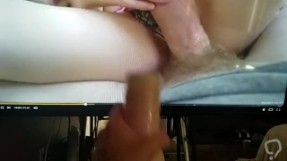 POV Fucking Fleshlight to Young Sexy 18 Year Old