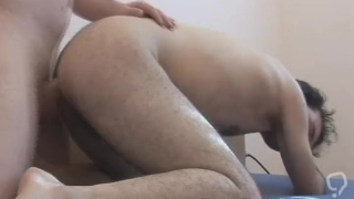 Hot Gay Bareback Sex with Deep Penetration