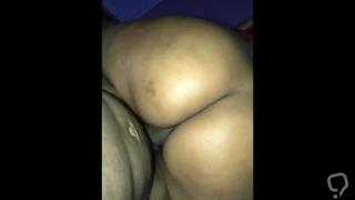 Amateur Ebony Gf Riding Dick