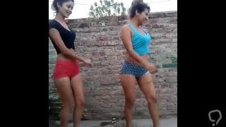 culonas bailando