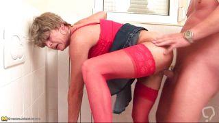 Toilet Slut Kalina Enjoying A Deep Fuck