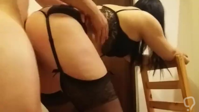 Sexy Polish Milf loves it Doggy Style