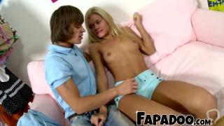 Hot And Horny Couple Having An Amazing Break!