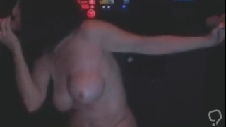 Milf Puts On A Cam Show In A Abs Booth