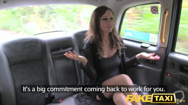 Fake Taxi Posh ladies swollen pussy and tight ass fucked by dirty driver