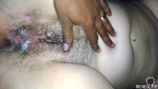 ♠ Baby Gets Sooo Creamy on Her BBC!♠ -Anesthesia Rose