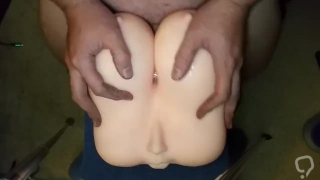 $35 Black Friday purchase. Ultimate male sex toy. Double cum.
