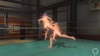 Doa5lr Tag Match Ayane & Kasumi vs Tina & Leifang
