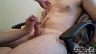 EDGING COLLEGE STUDENT - MIKE