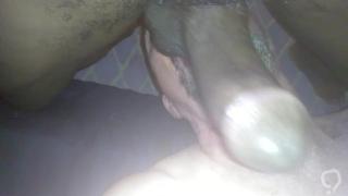 South Bronx Black Ball Sucking