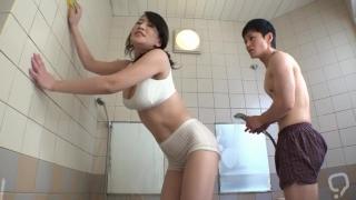 Hot asian mom likes to bathe her stepson PART1 - More On HDMilfCam.com
