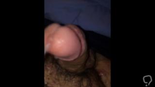 Young chubby guy cumming in fleshlight
