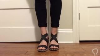 Lucia feet 2