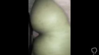 White DL creampie Black FaggotThot