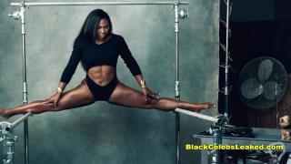 Serena Williams Porn Video Mashup