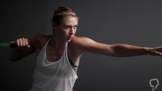 Maria Sharapova - Nike Women Presents