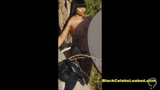 Blac Chyna NUDE Leaked Video Showing Her Pussy!