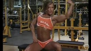 Nadia Nardi workout