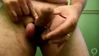 curved thick small dick ball separator horny pre-cum- [1-31-14-1934]
