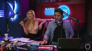 Playboy Morning Radio Takes The Top Down