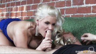 Busty Blonde Milf Phoenix Getting It On Couch