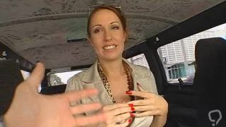 Sexy Amber rides the Bangbus