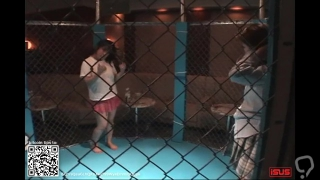 Wrestling 0013; Japanese Girl Cage Match