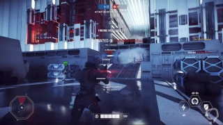 Rey Get's Fucked By Boba Fett While Darth Vader Chokes Her.