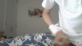 teen masturbate cos want to fuck