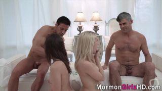 Teen mormons in fourway
