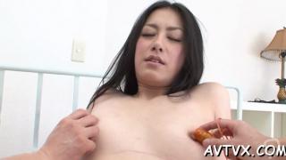Admirable nipponese kyoka ishiguro begs for fuck