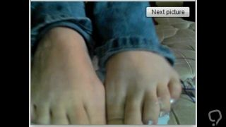 chatroulette girls feet 159