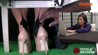 Distracted Secretary 2 - Helena Price Pt1 - Preview