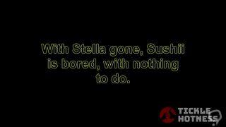Tickling Intruder 1 - Sushii Xhyvette - Part 1 - Preview