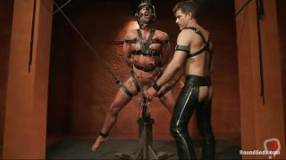 Hardcore Gay Bdsm With A Lot Of Pain And Pleasure
