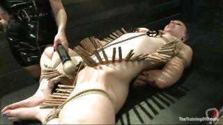 Sex Slave Katharine Cane Gets Punished