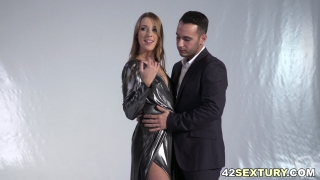 Alexis Crystal needs two dicks