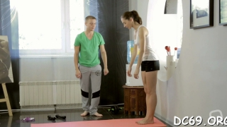 Alluring doll adell adores sausage insertion