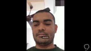 Indian straight guy jerk off