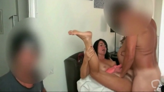 amateur MILF fuck by stranger hubby watch