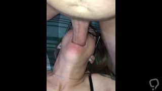 POV Deepthroat Blowjob From Tattooed Hottie!