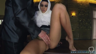 Arab nurse xxx Hungry Woman Gets Food and Fuck