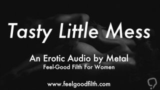 DDLG Role Play - Daddy Makes A Mess of Your Pussy (Erotic Audio for Women)