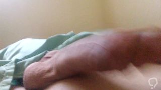 (No Masturbating) Transwoman Playing With My Pre-Op Clit