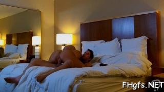 Astonishing blonde nadia in enjoyable sex
