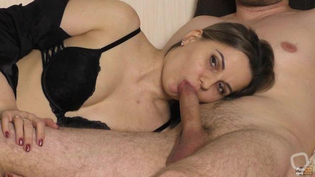 No hands sensual blowjob - Letty Black