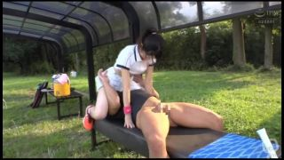 Japanese Cute Tennis Girl Get Fucked In The Gym