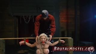 Bdsm anal first time Bigbreasted platinumblonde hotty Cristi Ann is on vacation boating