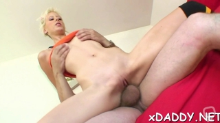 Beguiling girl laska b enjoys perfect fuck