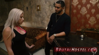 Big bondage gang bang first time Bigbreasted blonde sweetie Cristi Ann is on vacation